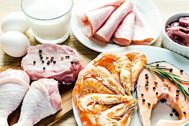 The best dietary sources of vitamin B12 are milk, fish, eggs and meat